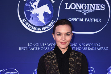 Victoria Pendleton Longines World's Best Racehorse & Longines World's Best Horse Race Awards 2018