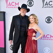 Victoria Pratt 52nd Academy of Country Music Awards - Arrivals