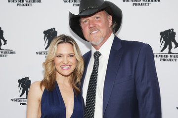 Victoria Pratt Trace Adkins Wounded Warrior Project Courage Awards & Benefit Dinner