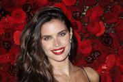 Sara Sampaio attends Victoria's Secret Angel Sara Sampaio Hosts The Bombshell Intense Launch Party on September 05, 2019 in New York City.
