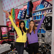 Victoria's Secret Angels Reveal Their Favorite Holiday Gift Picks At Victoria's Secret PINK Soho