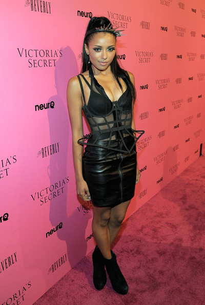 Victoria's Secret Bombshells Celebrate The Reveal Of The What Is Sexy? List At The Beverly In Los Angeles