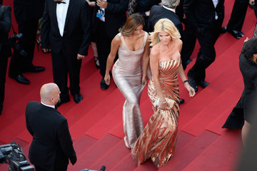Victoria Silvstedt 'Two Days, One Night' Premieres at Cannes