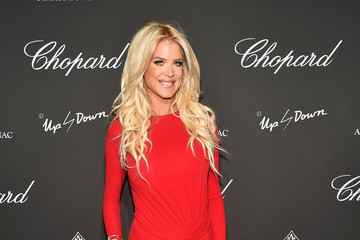 Victoria Silvstedt Creatures of the Night Late-Night Soiree Hosted by Chopard and Champagne Armand De Brignac