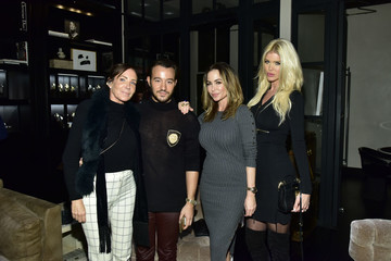 Victoria Silvstedt JetSmarter x Material Good VIP Event Hosted By Talent Resources