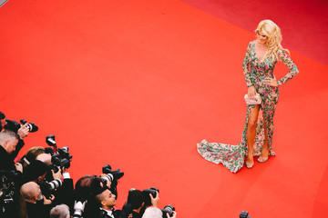 Victoria Silvstedt Colour Alternative View - The 72nd Annual Cannes Film Festival