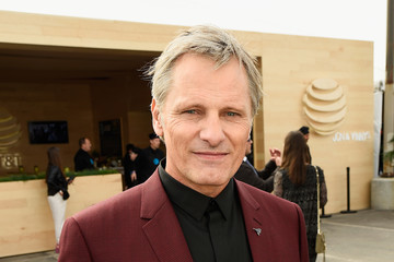 Viggo Mortensen 2017 Film Independent Spirit Awards  - Cocktail Reception
