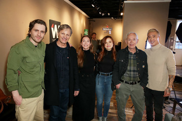 Viggo Mortensen Heineken At TheWrap Studio At Sundance Film Festival – Day 3