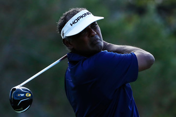 Vijay Singh Sony Open in Hawaii - Round One