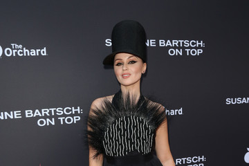 Viktoria Modesta Los Angeles Premiere Of 'Susan Bartsch: On Top'