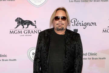 Vince Neil 22nd Annual Keep Memory Alive Power Of Love Gala - Red Carpet