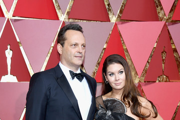 Vince Vaughn Kyla Weber 89th Annual Academy Awards - Arrivals
