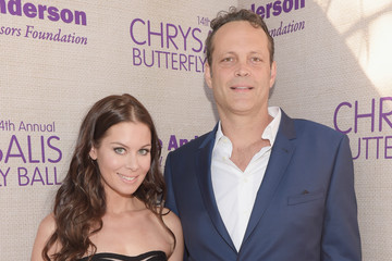 Vince Vaughn Kyla Weber 14th Annual Chrysalis Butterfly Ball Sponsored By Audi, Kayne Anderson, Lauren B. Beauty And Z Gallerie - Red Carpet