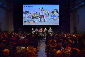 Vince Vaughn Adult Animation Q&A And Reception