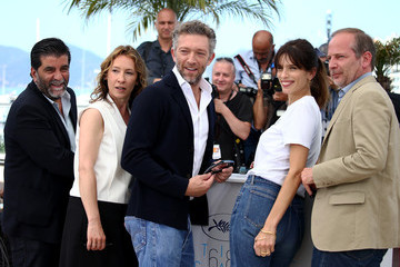 Vincent Cassel 'Mon Roi' Photocall - The 68th Annual Cannes Film Festival