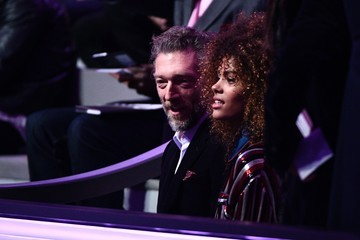 Vincent Cassel 2016 Victoria's Secret Fashion Show in Paris - Front Row