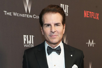 Vincent DePaul The Weinstein Company and Netflix Golden Globes Party Presented With FIJI Water