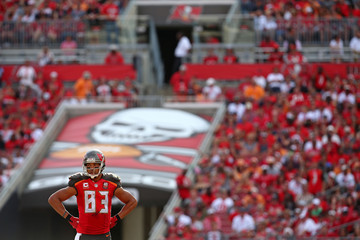 Vincent Jackson Atlanta Falcons v Tampa Bay Buccaneers