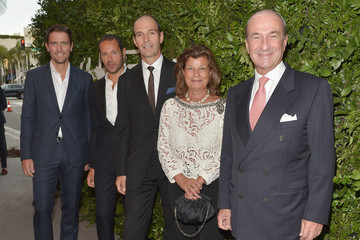 Vincent Ottomanelli Ferragamo Celebrates 100 Years in Hollywood
