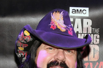 Vinnie Paul 'Fear the Walking Dead' Survival Attraction Grand Opening