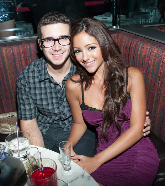 Who Is Vinny From Jersey Shore Dating 2018