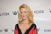Alex McCord attends the Vint And York 2014 Collection NYFW Presentation on February 12, 2014 in New York City.