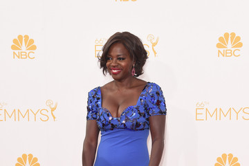Viola Davis Arrivals at the 66th Annual Primetime Emmy Awards — Part 2