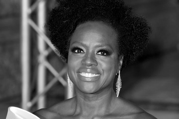 Viola Davis EE British Academy Film Awards - Red Carpet Arrivals