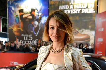Violante Placido Lancia At The 7th Rome Film Festival - Day 6