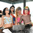 Violet Chachki Ketel One Family-Made Vodka Celebrates World Pride NYC At Pride Oasis With The Misshapes