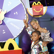 Violet Nash McDonald's Treats Guests To Happy Meals At The 'Toy Story 4' Premiere After Party