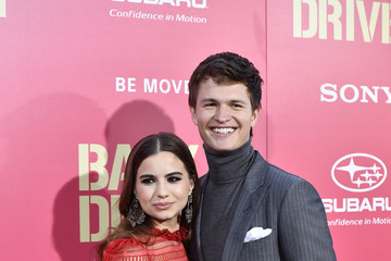 Violetta Komyshan Premiere of Sony Pictures' 'Baby Driver' - Arrivals