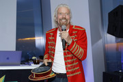 Richard Branson speaks during the Virgin Atlantic and Virgin Holidays World Pride Celebration at ASPIRE at One World Observatory on June 29, 2019 in New York City.