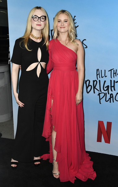 "Special Screening Of Netflix's ""All The Bright Places"""