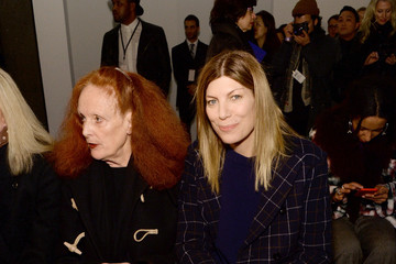 Virginia Smith Proenza Schouler - Front Row - Mercedes-Benz Fashion Week Fall 2015