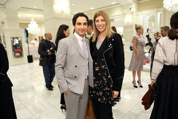 Virginia Smith Brooks Brothers and Zac Posen Host a Book Launch Party for Plum Sykes' 'Party Girls Die in Pearls'