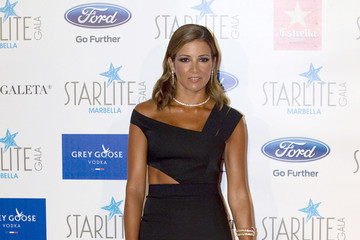 Virginia Troconis Guests Attend the Starlite Gala in Marbella
