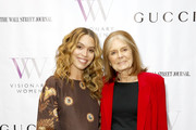Visionary Women celebrate Gloria Steinem in conversation with Cleo Wade at the Beverly Wilshire, A Four Seasons Hotel on November 18, 2019 in Beverly Hills, California.