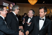 Alfonso Cuaron David Heyman Photos Photo