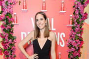 Louise Roe attends Vital Proteins Collagen Water Product Launch Event on March 06, 2019 in Irvine, California.