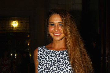 Vitalia Diatchenko Australian Open Player's Party