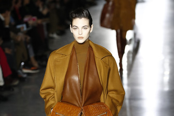 Vittoria Ceretti Max Mara - Runway: Milan Fashion Week Autumn/Winter 2019/20