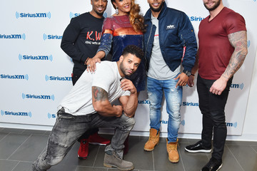 Vivica A. Fox Celebrities Visit SiriusXM - January 5, 2017