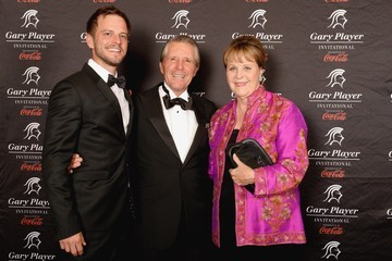 Vivienne Player Arrivals at the Gary Player Invitational Auction
