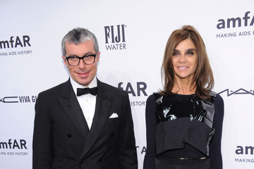 Vladimir Restoin Roitfeld FIJI Water At amfAR New York Gala