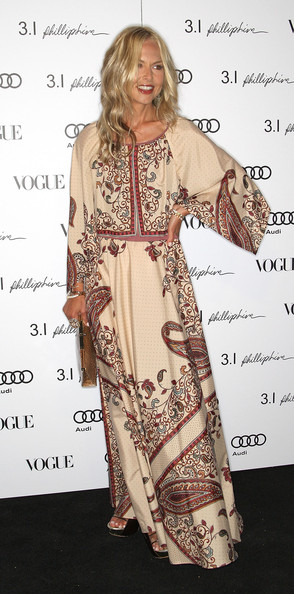 Actress Rachel Zoe attends Vogue's one year anniversary party at the Phillip Lim Los Angeles store on July 15, 2009 in West Hollywood, California.