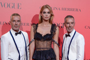Dean Caten and Dan Caten attend Vogue 30th Anniversary Party at Casa Velazquez on July 12, 2018 in Madrid, Spain.