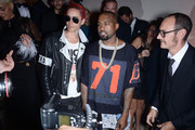 Kanye West and Jared Leto Photos Photo