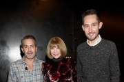 Anna Wintour Marc Jacobs Photos Photo