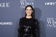 Raquel Sanchez Silva attends the 'Vogue Who's On Next' awards photocall at Gran Maestre Theatre on May 23, 2019 in Madrid, Spain.